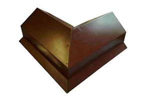 Угол цоколя наружний или внутренний